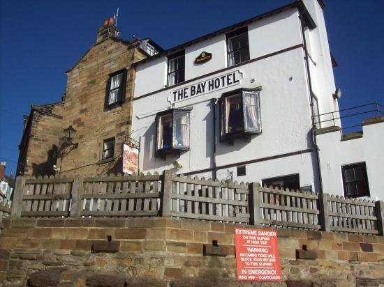The Bay Hotel and Restaurant: The Bay Hotel