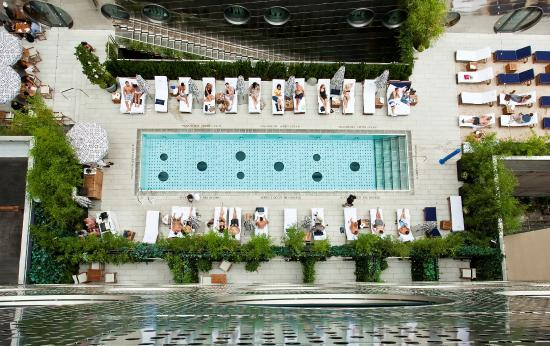 Dream Downtown Updated 2018 Prices Hotel Reviews New York City Tripadvisor