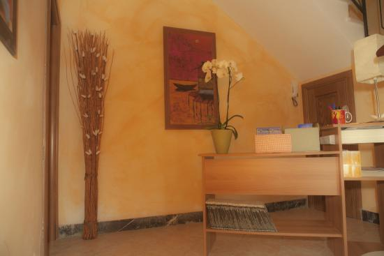 Camere La Basilica : Reception
