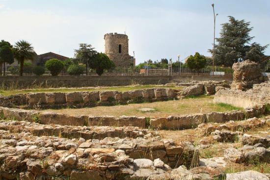 Marina di Gioiosa Ionica, إيطاليا: Teatro romano Marina di Gioiosa Ionica