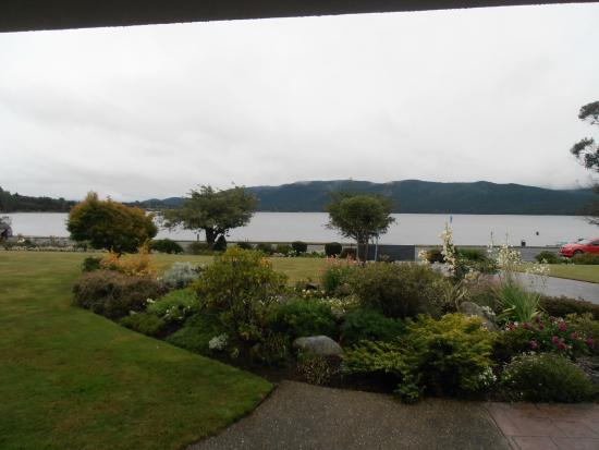 Lakeside Motel & Apartments: View from room 16