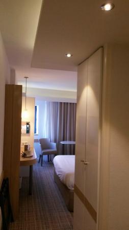 Riva Bella Hotel: couloir chambre