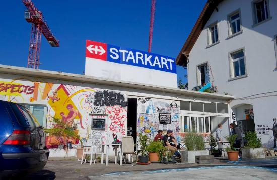 Starkart Urban Art Gallery
