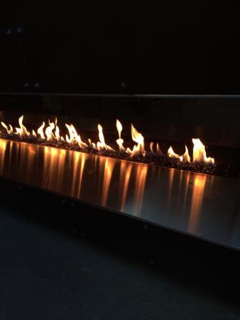 Southwest NY: Sit by the warm fireplace!
