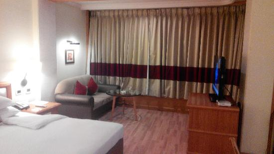 The Maya Hotel : view of suit room