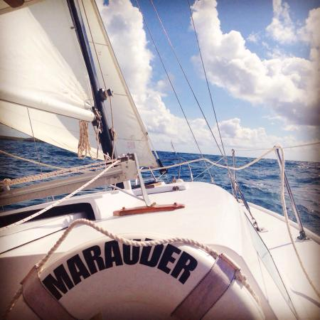 Marauder Sailing Charters - Private Tours: Sailing