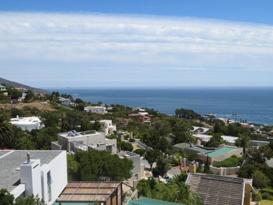 Al Villa Romantica: view from balcony