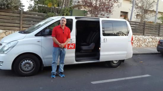 Ophir Keshet - Tour guide in Israel