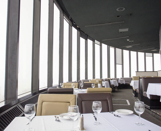 Robson Street Vancouver Accommodation With Revolving Restaurant
