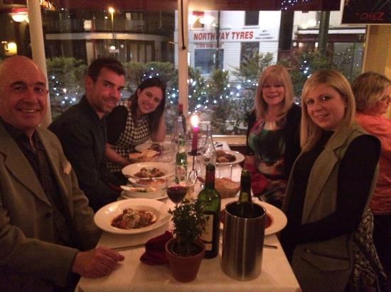 Chez Tonton: Family fun