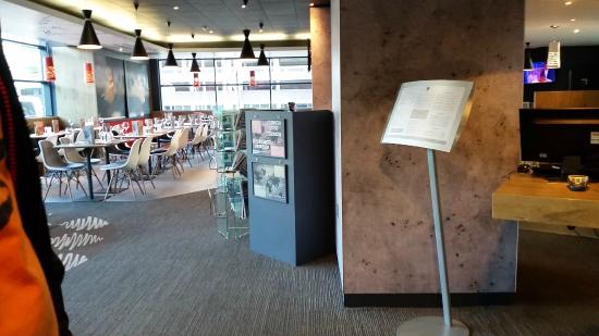Ibis Birmingham Airport - NEC : Foyer