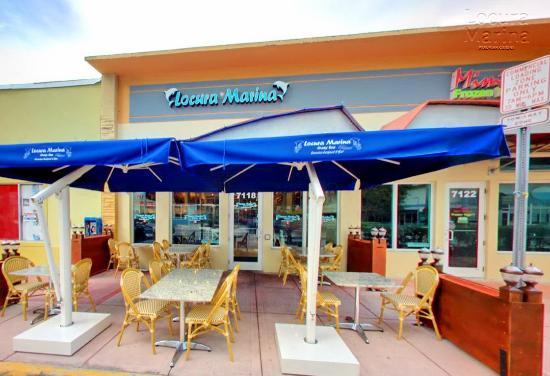 Locura Marina Restaurant Miami Beach