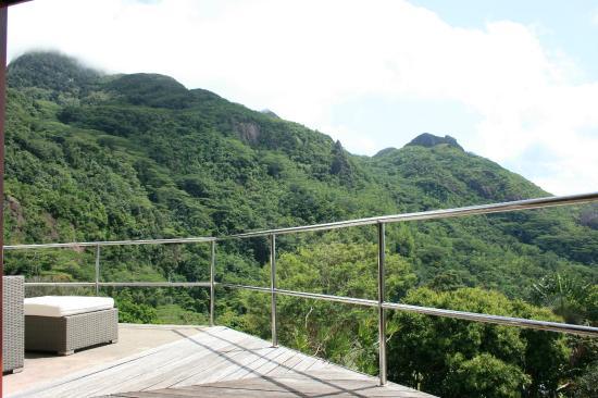 Copolia Lodge : vue magnifique sur la montagne