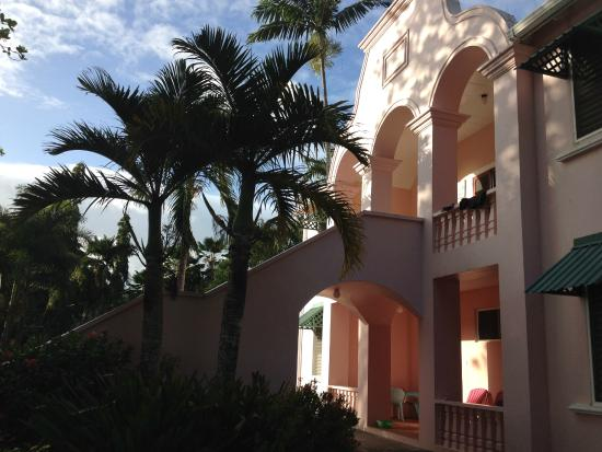 La Sagesse Hotel, Restaurant & Beach Bar: La Sagasse Hotel