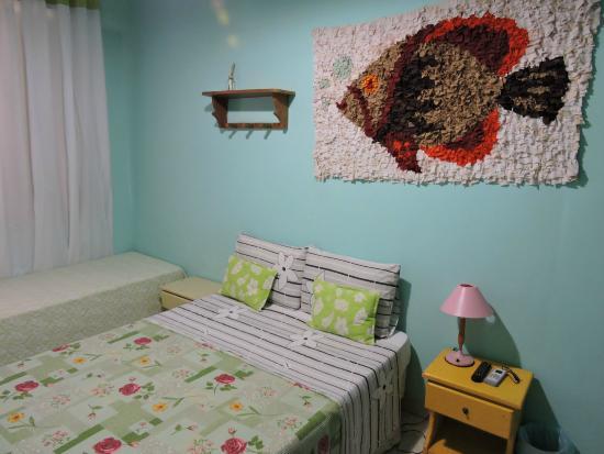 Pousada Ocean Atlantica : room number 4