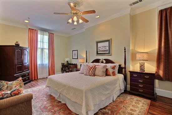 Oglethorpe Lodge : Bedroom