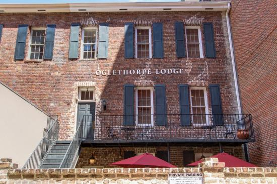 Oglethorpe Lodge