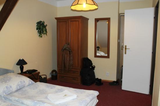 Klara Hotel, номер