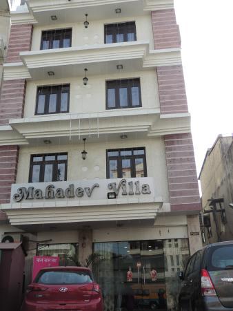 A Good Budget Hotel Picture Of Hotel Mahadev Villa Jaipur Jaipur