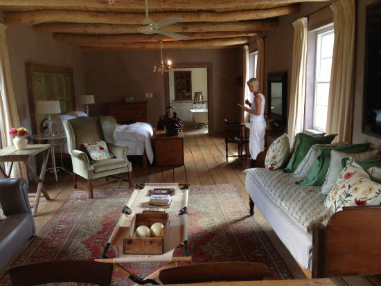 Boesmanskop: Bedroom suite