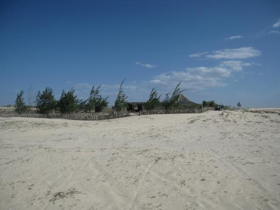 Camocim, CE: Clube de Praia do Hotel de Charme