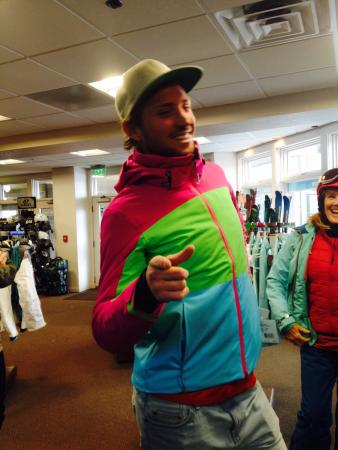 Snowmass Sports: Funny people