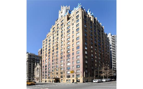 Dana S Apartment Building Ghostbusters 55 central park west - picture of ghostbusters building, new york