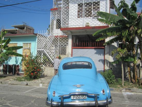 Casa particular Jorge y Mirtha: Frontseite der Casa
