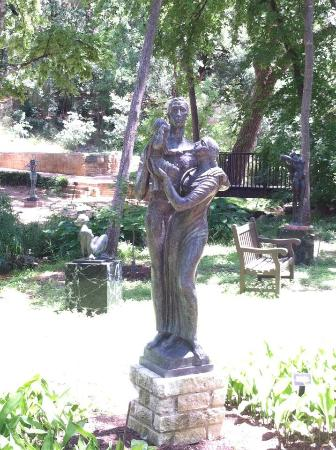 Umlauf Picture Of Umlauf Sculpture Garden Museum Austin Tripadvisor