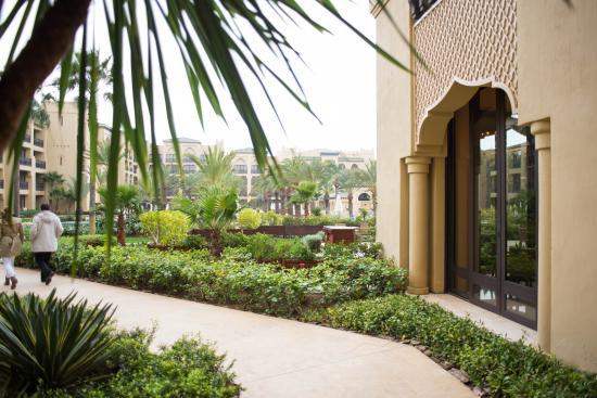 Mazagan Beach & Golf Resort: Отель