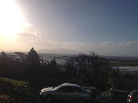 Mulranny Park Hotel : View from front of Hotel