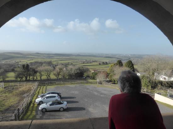 Moorland Hotel: a room with a view!