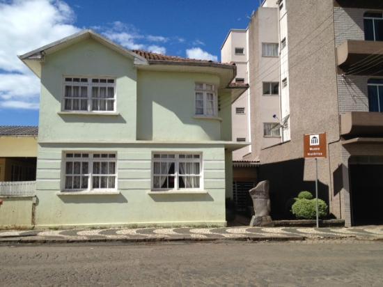 Sao Joaquim Chateaubriand Historic Municipal Museum