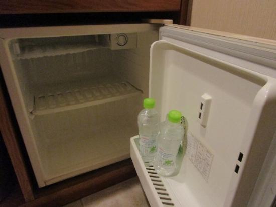 Hotel Angel: 冷蔵庫