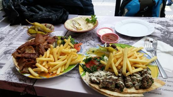 Tasty Lebanon: Lamb dishes