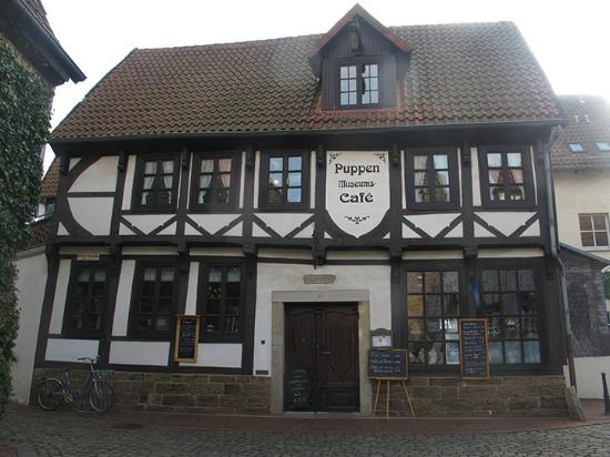 Minden, Germany: The Puppen Museums-Cafe