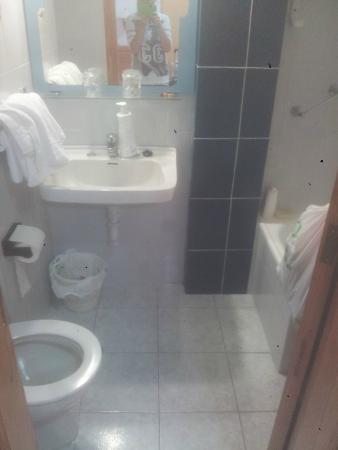 Hotel Tenerife Ving: bagno