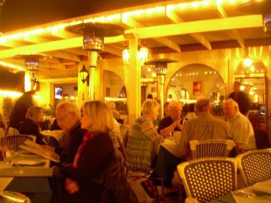 La Brasserie Bistro & Bar: La Brasserie Patio