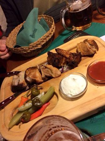Restaurant & Guest House U Salzmannu: Zebirka