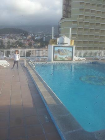 Foto de hotel tenerife ving puerto de la cruz piscina - Hotel ving puerto de la cruz ...