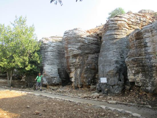 Karmiel, Israel: The Mammoth Formations