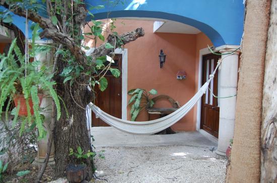 Hotel Casa de las Flores Playa del Carmen: jardin