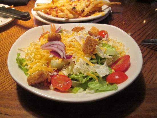 image about Outback Steakhouse Printable Menu identified as Salads - Think about of Outback Steakhouse, Gurnee - TripAdvisor