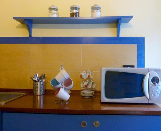 Ca de Gianchi : appartamento, la cucina