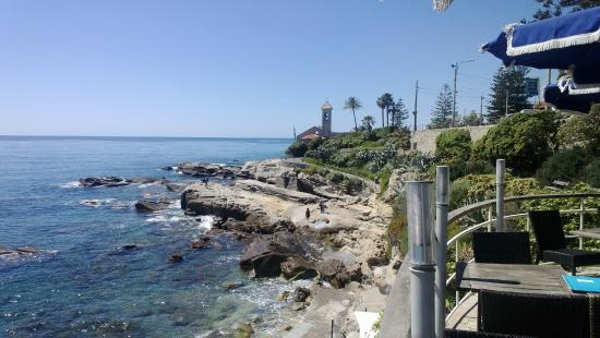 panorama dalla terrazza - Picture of La Reserve, Bordighera ...