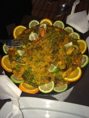 Harrys Room : the delicious paella