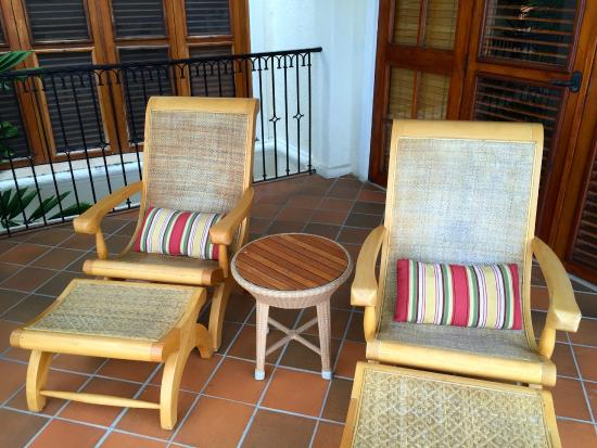 Cap Estate, St. Lucia: Balcony off of Bedroom