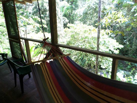 Rambala, Panama: Relax by the river