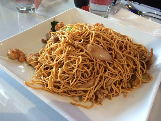 Grandmas Special Noodles Picture Of Lucys North China Cuisine
