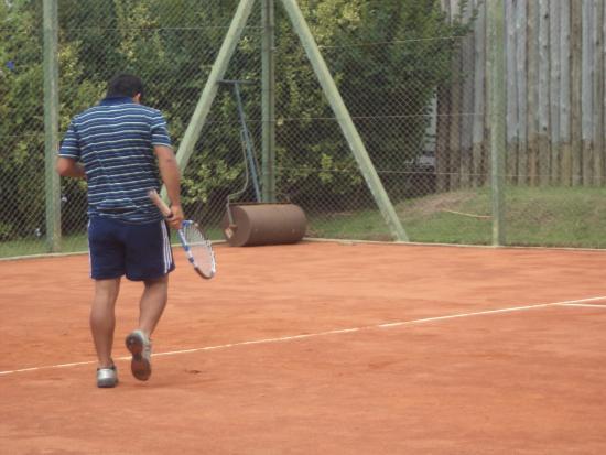 Las Olas Resort Hotel Punta Del Este: Bien tenis